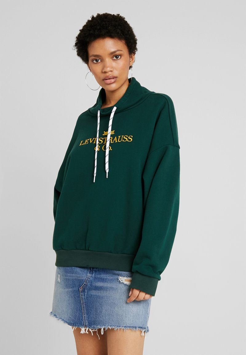 Levi's® - SADIE FUNNEL NECK - Sweater - pine grove
