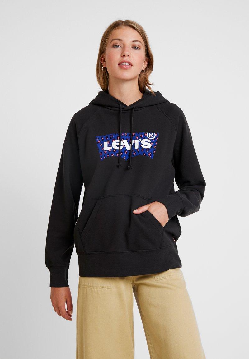 Levi's® - GRAPHIC HOODIE - Hoodie - meteorite