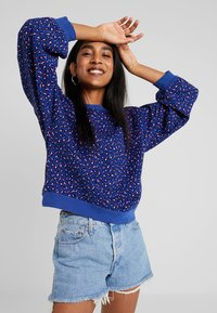 Levi's® - ISA CREW - Sweater - sodalite blue - 0