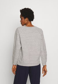 Levi's® - RELAXED CREW NEW - Collegepaita - smokestack heather - 2