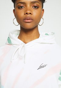 Levi's® - GRAPHIC HOODIE - Hoodie - white/multi-coloured - 5