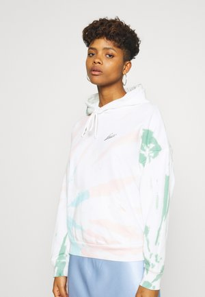 GRAPHIC HOODIE - Luvtröja - white/multi-coloured
