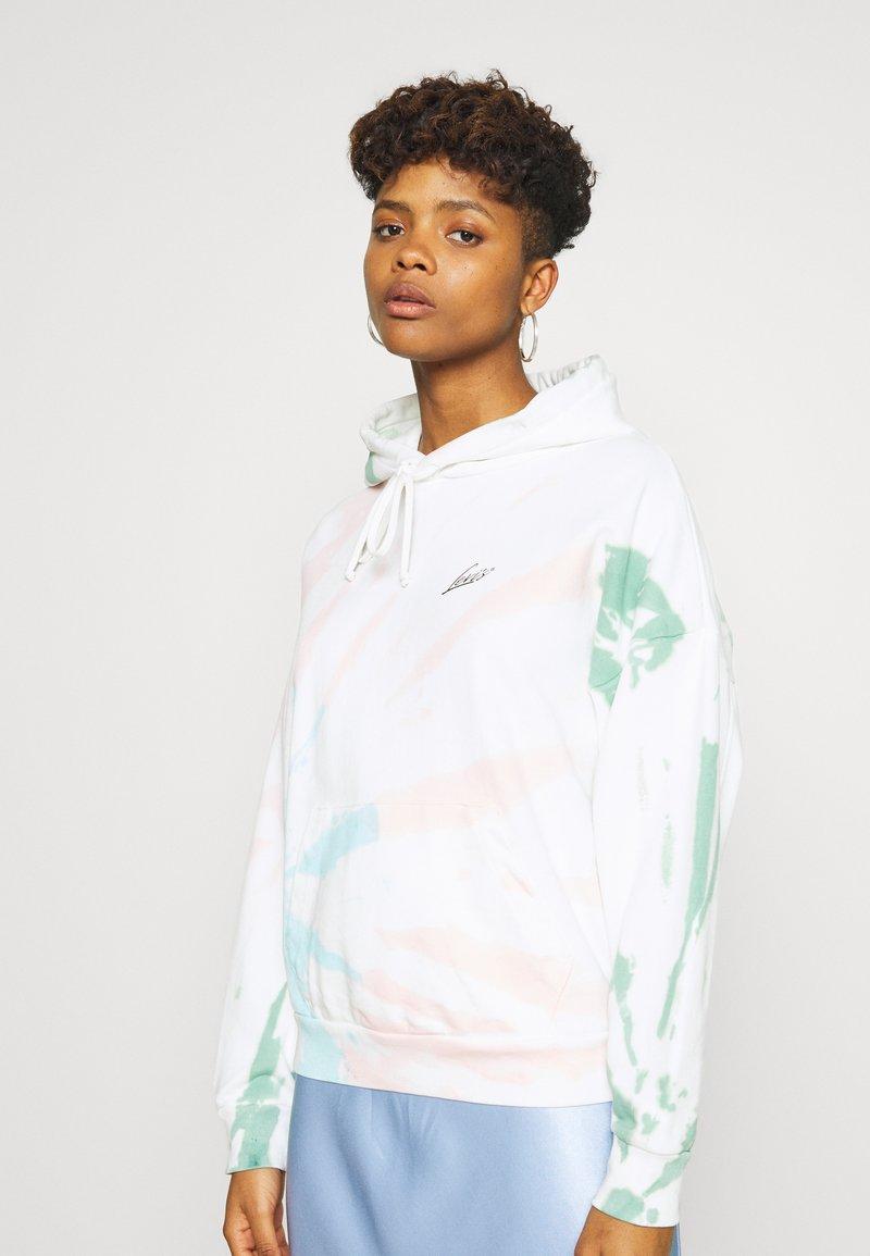 Levi's® - GRAPHIC HOODIE - Hoodie - white/multi-coloured