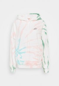 Levi's® - GRAPHIC HOODIE - Hoodie - white/multi-coloured - 4