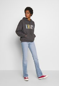 Levi's® - GRAPHIC HOODIE - Hoodie - mulitcolor/iron - 1