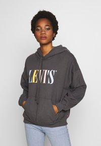 Levi's® - GRAPHIC HOODIE - Hoodie - mulitcolor/iron - 0