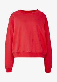 Levi's® - DIANA CREW - Sweater - ultra soft tomato - 4