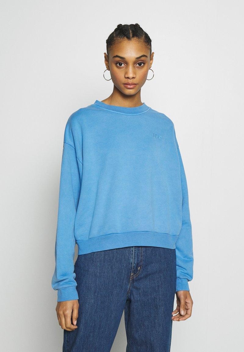 Levi's® - DIANA CREW - Sweatshirt - marina