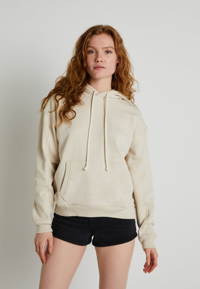 WELLTHREAD HOODIE - Huppari - beach break