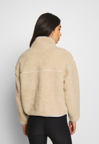 Levi's® - SLOANE SHERPA - Fleece jumper - oyster gray - 2