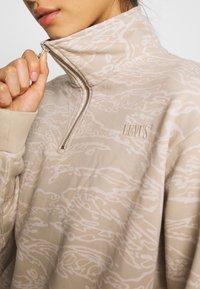 Levi's® - LOGO  - Sweatshirt - taupe - 5