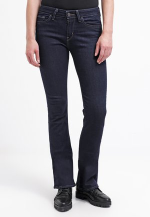 715 BOOTCUT - Jeans bootcut - lone wolf