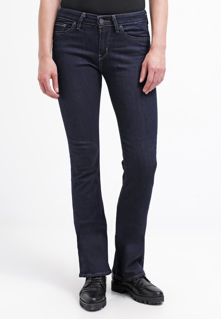 Levi's® - 715 BOOTCUT - Bootcut jeans - lone wolf