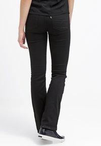 Levi's® - 715 BOOTCUT - Jean bootcut - black sheep - 2