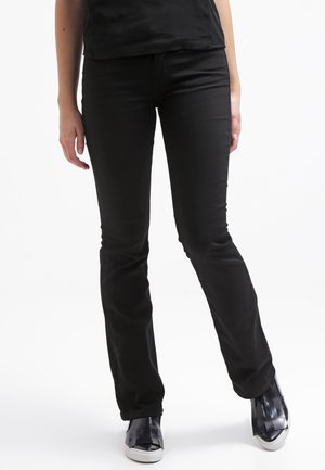 715 BOOTCUT - Bootcut jeans - black sheep