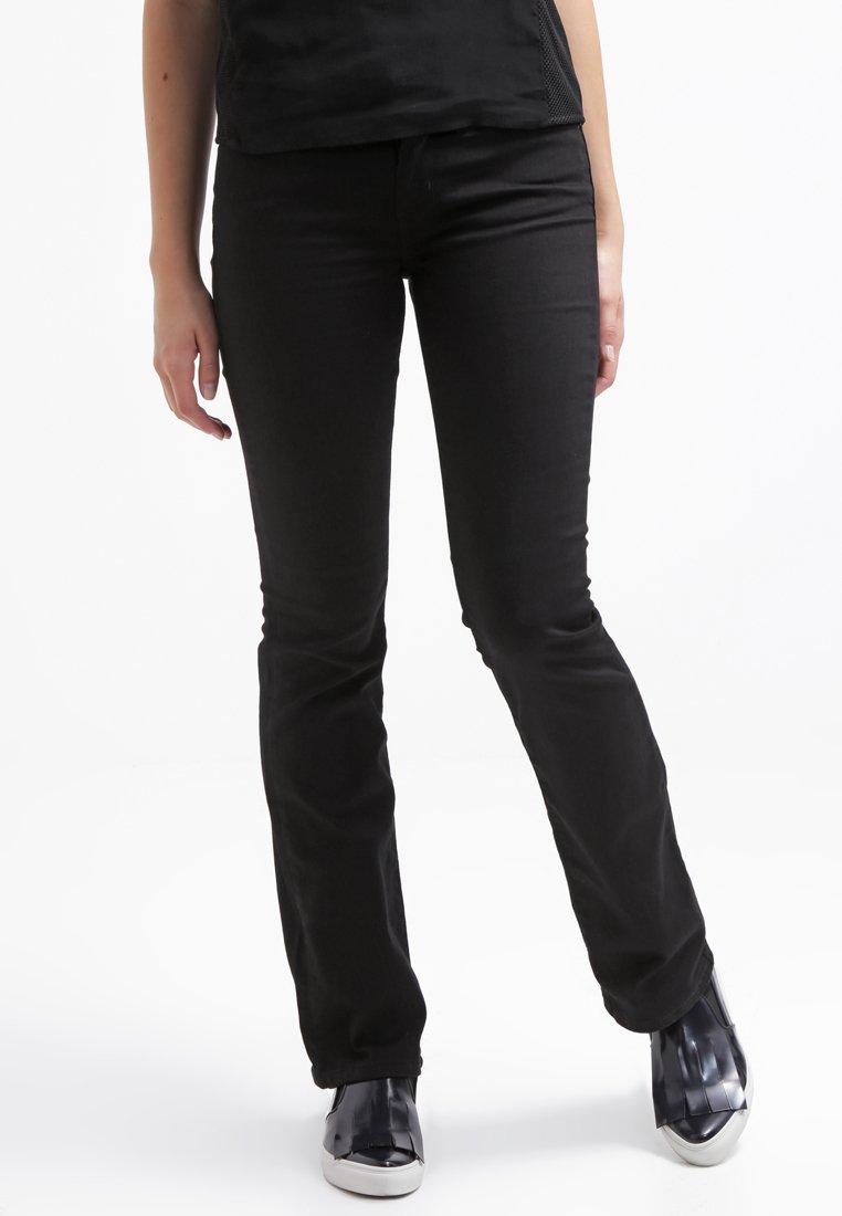 Levi's® - 715 BOOTCUT - Jean bootcut - black sheep