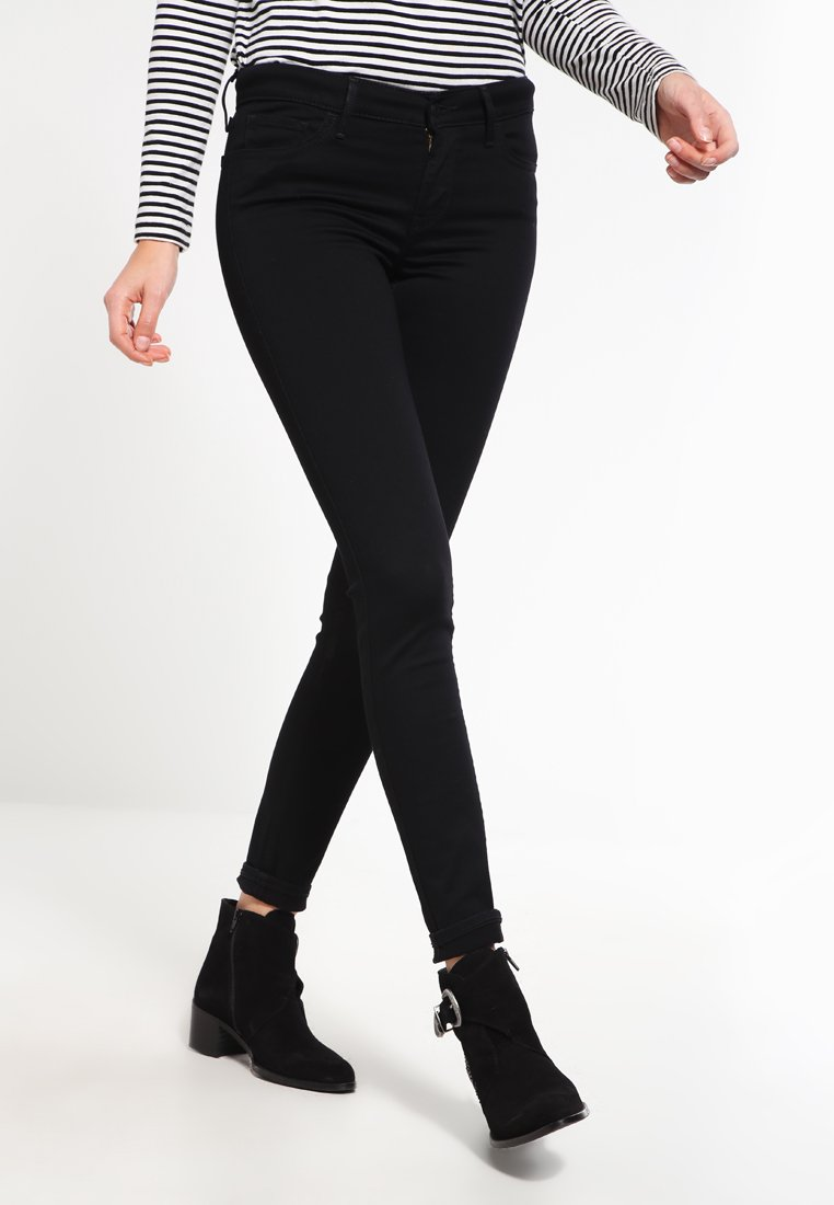Levi's® - 710 INNOVATION SUPER SKINNY - Jeans Skinny Fit - night