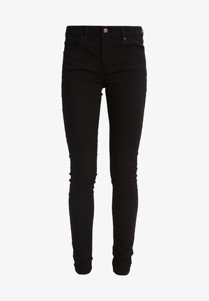 711 SKINNY - Jeansy Skinny Fit - black sheep