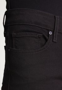 Levi's® - 711 SKINNY - Jeans Skinny Fit - black sheep - 5