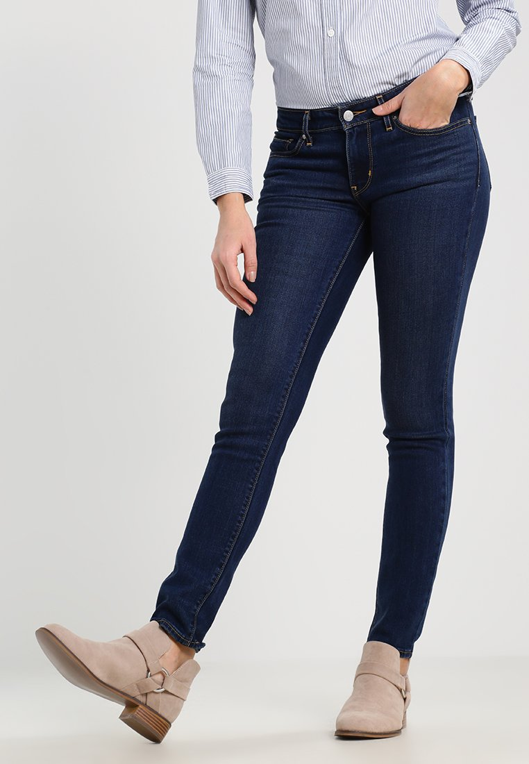 Levi's® - 711 SKINNY - Jeans Skinny - city blues