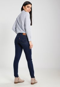 Levi's® - 711 SKINNY - Jeans Skinny - city blues - 3