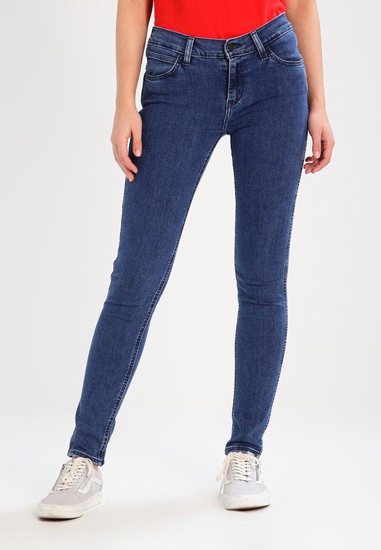 Levi's® - L8 MID SKINNY - Jeans Skinny Fit - blue denim