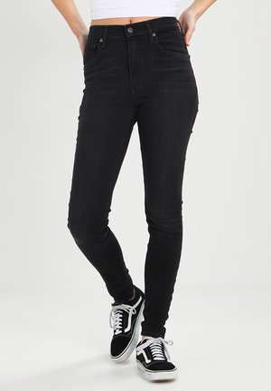 MILE HIGH SUPER SKINNY - Jeans Skinny Fit - faded ink
