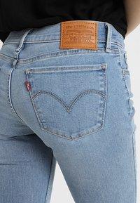 Levi's® - 710 SUPER SKINNY - Jeans Skinny - aviator blue - 6