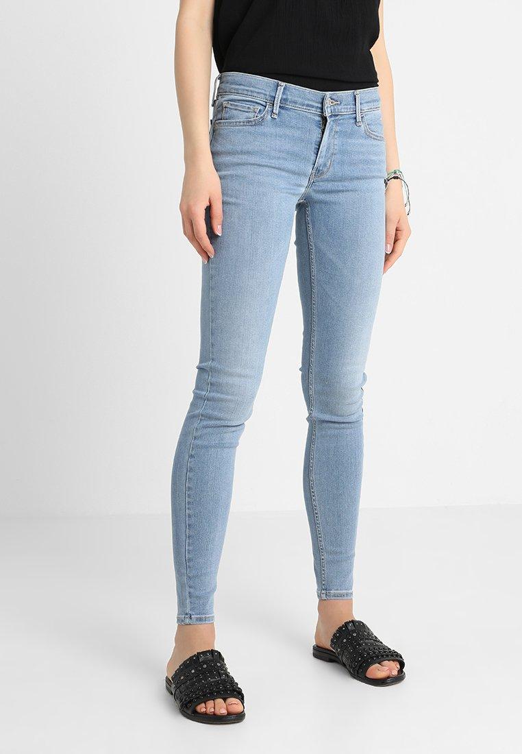 Levi's® - 710 SUPER SKINNY - Jeans Skinny - aviator blue