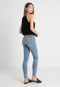 Levi's® - 710 SUPER SKINNY - Jeans Skinny - aviator blue - 3