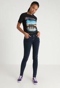 Levi's® - 710 SUPER SKINNY - Jeans Skinny - ski lodge - 1