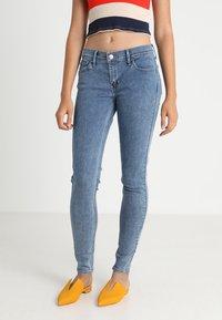 Levi's® - 710 SUPER SKINNY - Jeans Skinny - new in town - 0