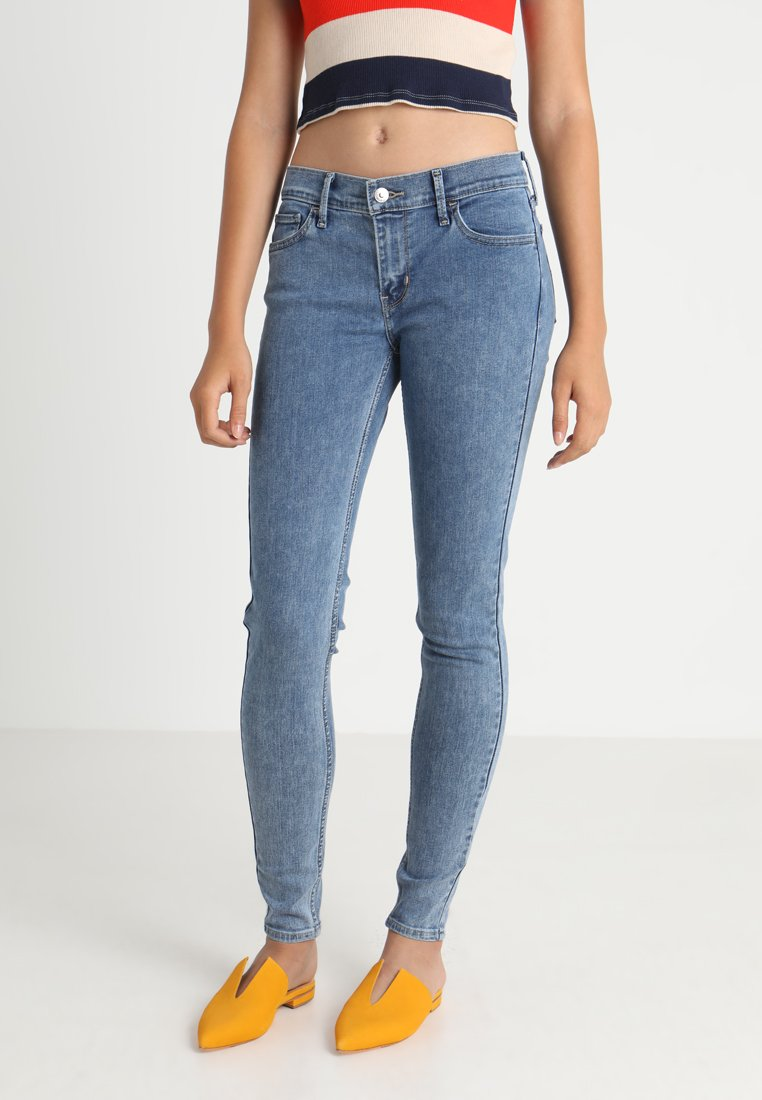 Levi's® - 710 SUPER SKINNY - Jeans Skinny - new in town
