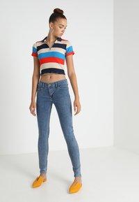 Levi's® - 710 SUPER SKINNY - Jeans Skinny - new in town - 1