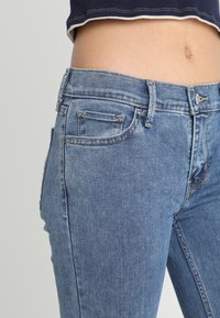 Levi's® - 710 SUPER SKINNY - Jeans Skinny - new in town - 3