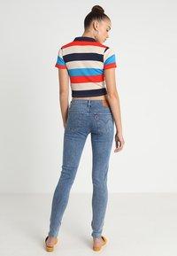 Levi's® - 710 SUPER SKINNY - Jeans Skinny - new in town - 2