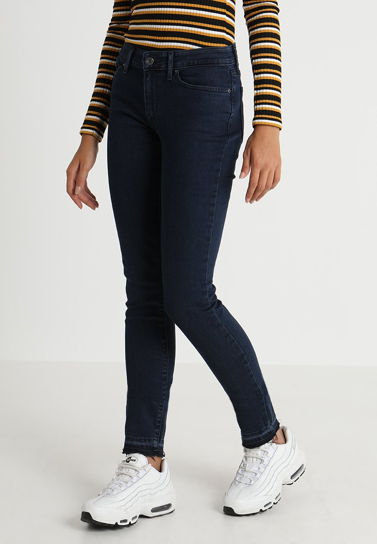 Levi's® - 711 SKINNY - Jeans Skinny Fit - members only t2