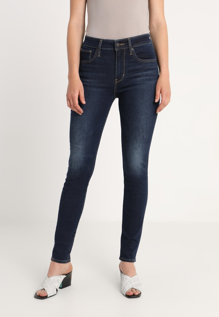 Levi's® - 721 HIGH RISE SKINNY - Jeans Skinny Fit - arcade night