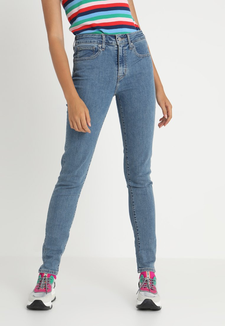 Levi's® - 721 HIGH RISE SKINNY - Jeans Skinny Fit - out of touch