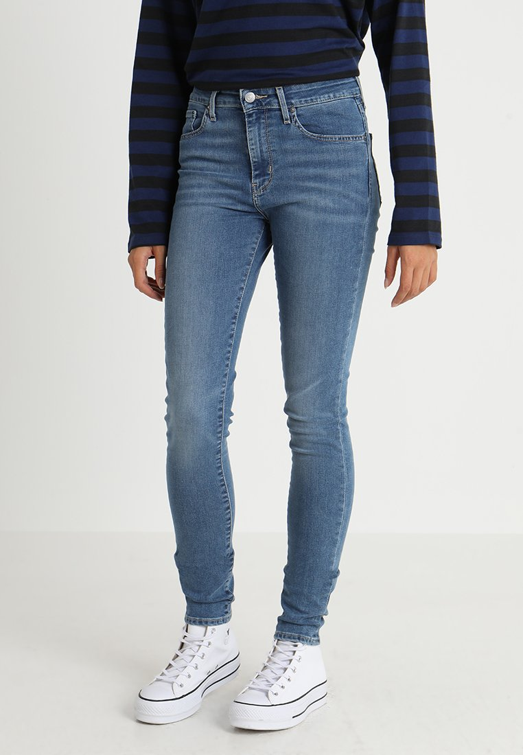 Levi's® - 721 HIGH RISE SKINNY - Jeans Skinny Fit - off the record