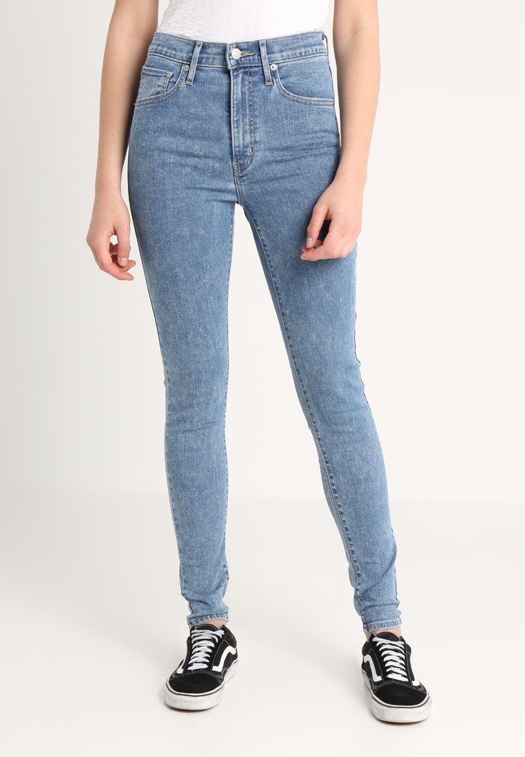 Levi's® - MILE HIGH SUPER SKINNY - Jeans Skinny Fit - underrated