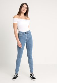 Levi's® - MILE HIGH SUPER SKINNY - Jeans Skinny Fit - underrated - 2