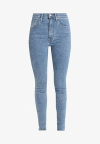 Levi's® - MILE HIGH SUPER SKINNY - Jeans Skinny Fit - underrated - 5