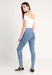 Levi's® - MILE HIGH SUPER SKINNY - Jeans Skinny Fit - underrated - 3