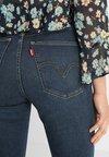 Levi's® - MILE HIGH SUPER SKINNY - Jeans Skinny Fit - breakthrough blue