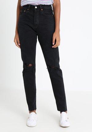 501 SKINNY - Jeans Skinny Fit - black