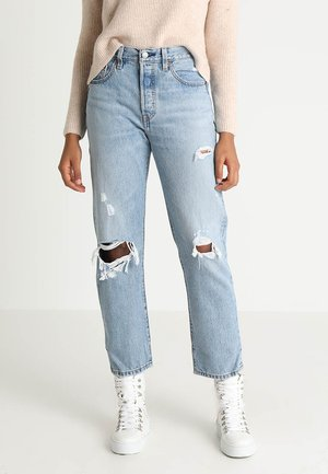 501 CROP - Jeans straight leg - authentically yours