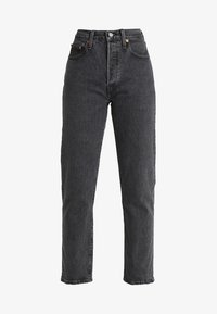 Levi's® - 501 CROP - Straight leg jeans - dancing in the dark - 4