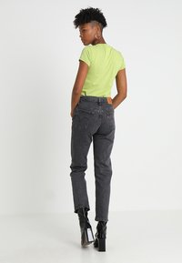 Levi's® - 501 CROP - Straight leg jeans - dancing in the dark - 2