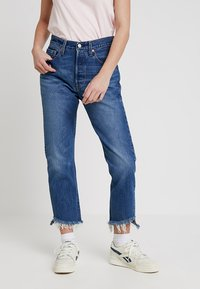 Levi's® - 501 CROP - Jeans Skinny Fit - chill out - 0